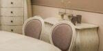 baroque dining armchair