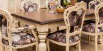 baroque dining set