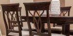 trpezariska stolica I kadifeno sedlo