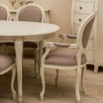 trpezariska stolica so rakonaslon vo baroken stol