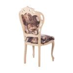 trpezariska stolica rusticen stil