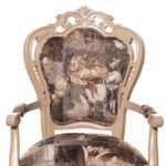 trpezariska stolici baroken stil so rakonaslon